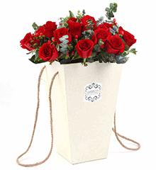 红玫瑰19枝
