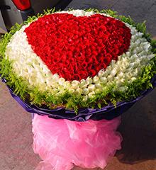 999枝玫瑰
