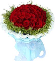 爱你久久:99朵红玫瑰