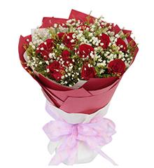 简单爱:11枝红玫瑰