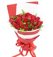 红色协奏曲:22枝红玫瑰