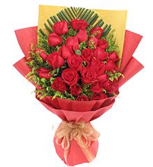 坠入爱河:33枝红玫瑰