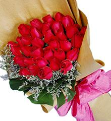 知心爱人:33枝红玫瑰