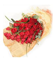最爱是你:红玫瑰50枝