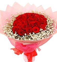 缘定三生:33支红玫瑰