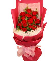 永不分离:36枝红玫瑰