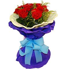 心中最爱:11枝红玫瑰