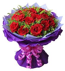 幸福:红玫瑰19枝