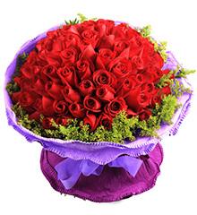 心口难开:99枝红玫瑰
