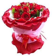 小小妙恋:红玫瑰11枝