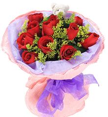 相约爱琴海: 红玫瑰11枝