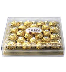 费列罗巧克力礼盒24粒300g