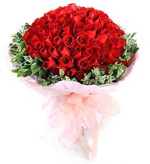 生生世世:99支红玫瑰