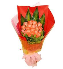 全城热恋:22朵粉玫瑰