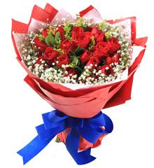 美丽约会:19枝红玫瑰