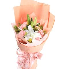 父爱关怀:父亲节送花